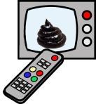 television-mierda