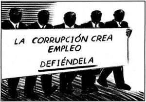 viñeta corrupción